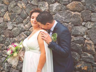 La boda de David y Esmeralda