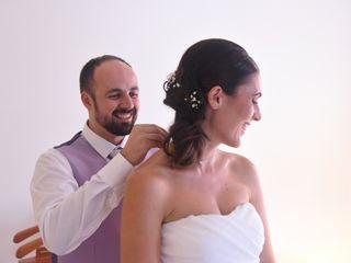La boda de Patricia y Josep Mª 1