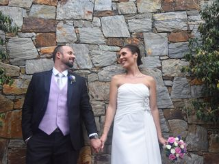 La boda de Patricia y Josep Mª