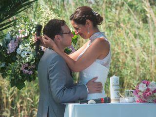 La boda de Cristina y Elewout 1
