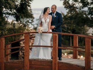 La boda de Lurdes y Miguel