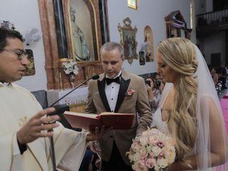 La boda de Mariana y Gustavo 1