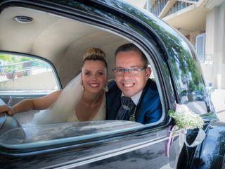 La boda de Belen y Manuel