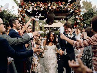 La boda de Nuria y Ciro