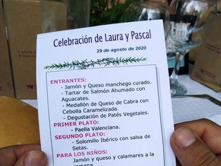 La boda de Laura y Pascal 3