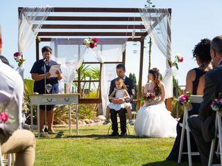 La boda de Belén y Gheorghe 3
