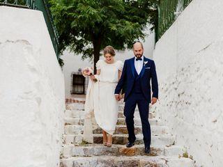 La boda de Javier y Pilar