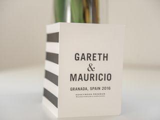 La boda de Mauricio y Gareth 2