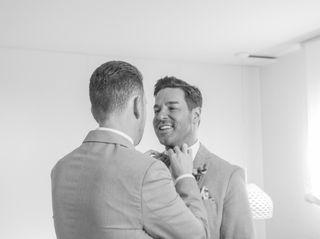 La boda de Mauricio y Gareth 3