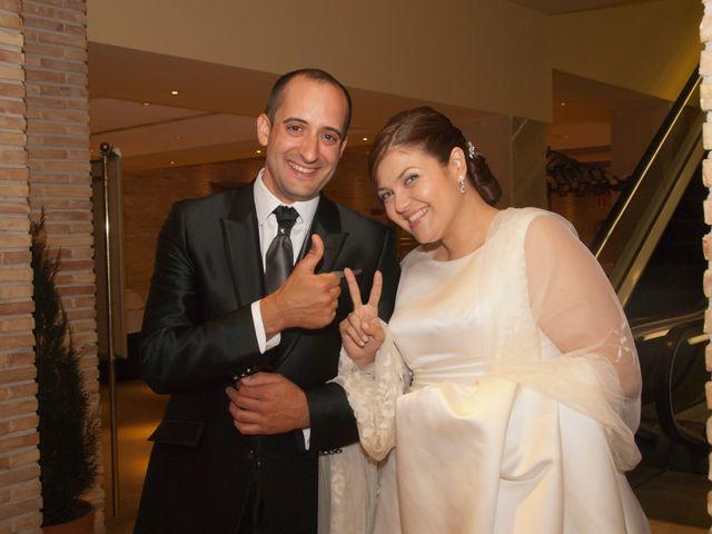 La boda de Inma y Fernando en Zaragoza, Zaragoza 1