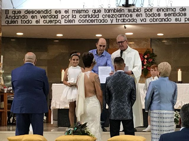 La boda de Chema y Marian en Alacant/alicante, Alicante 6