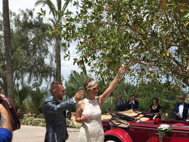 La boda de Chema y Marian en Alacant/alicante, Alicante 7