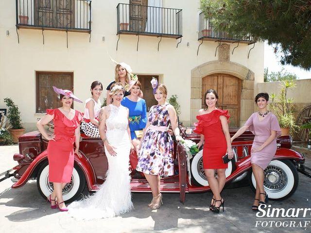 La boda de Chema y Marian en Alacant/alicante, Alicante 1