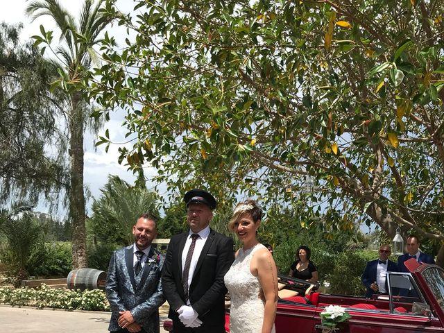 La boda de Chema y Marian en Alacant/alicante, Alicante 9