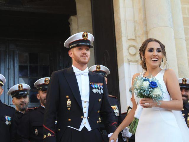 La boda de Alejansro y Maria en Chiclana De La Frontera, Cádiz 2