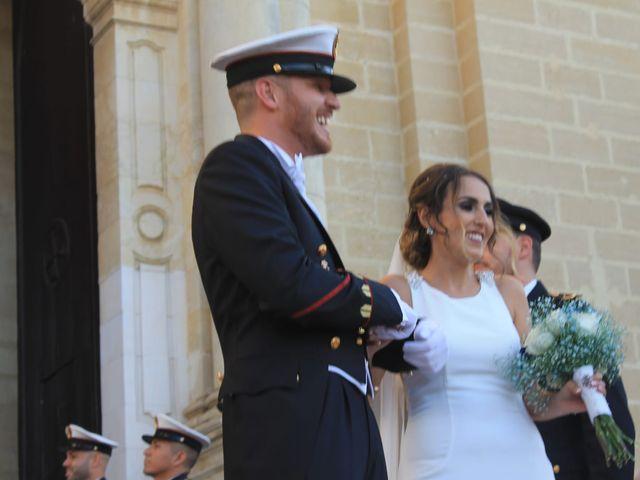 La boda de Alejansro y Maria en Chiclana De La Frontera, Cádiz 4