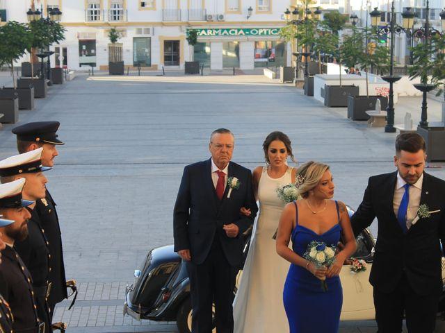 La boda de Alejansro y Maria en Chiclana De La Frontera, Cádiz 5