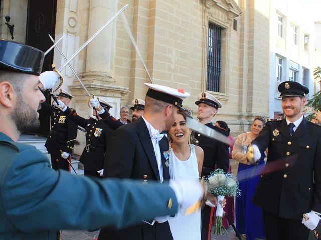 La boda de Alejansro y Maria en Chiclana De La Frontera, Cádiz 6