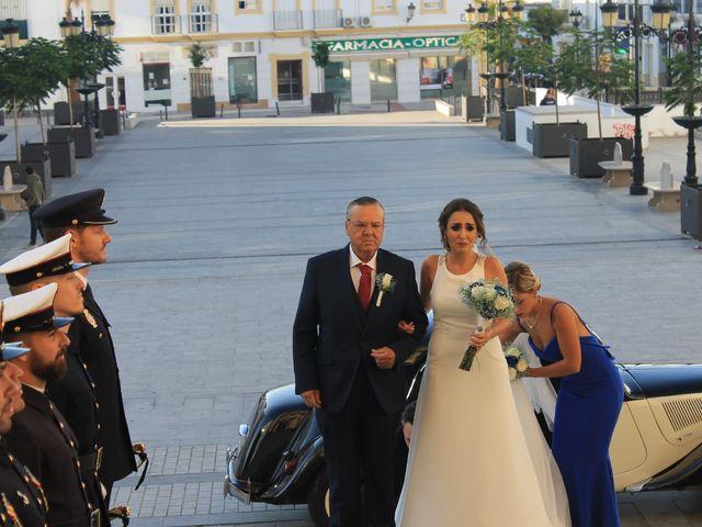 La boda de Alejansro y Maria en Chiclana De La Frontera, Cádiz 7