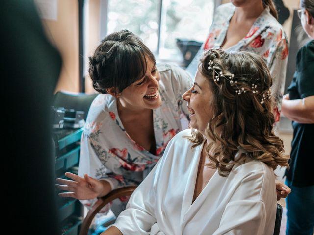 La boda de Jose Ángel  y Diana  en Sesamo, León 4