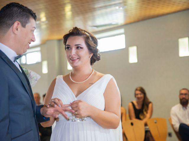 La boda de Esmeralda y David en Playa De Las Americas, Santa Cruz de Tenerife 6