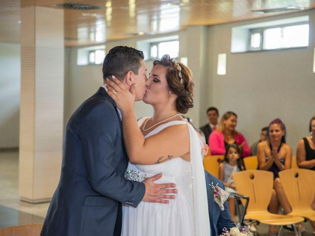 La boda de Esmeralda y David en Playa De Las Americas, Santa Cruz de Tenerife 7