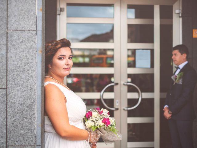 La boda de Esmeralda y David en Playa De Las Americas, Santa Cruz de Tenerife 16