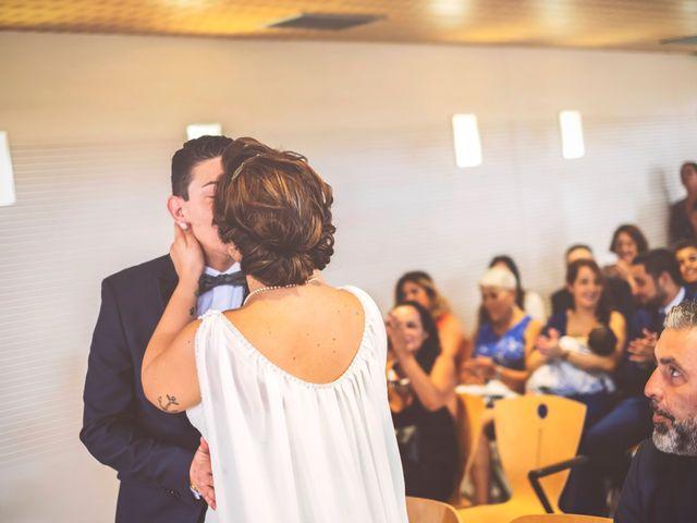 La boda de Esmeralda y David en Playa De Las Americas, Santa Cruz de Tenerife 18