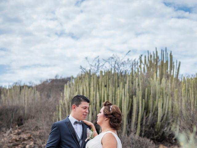 La boda de Esmeralda y David en Playa De Las Americas, Santa Cruz de Tenerife 21