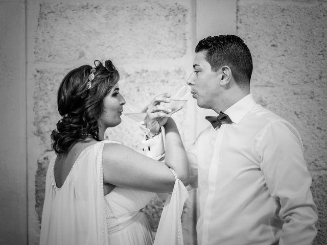 La boda de Esmeralda y David en Playa De Las Americas, Santa Cruz de Tenerife 30