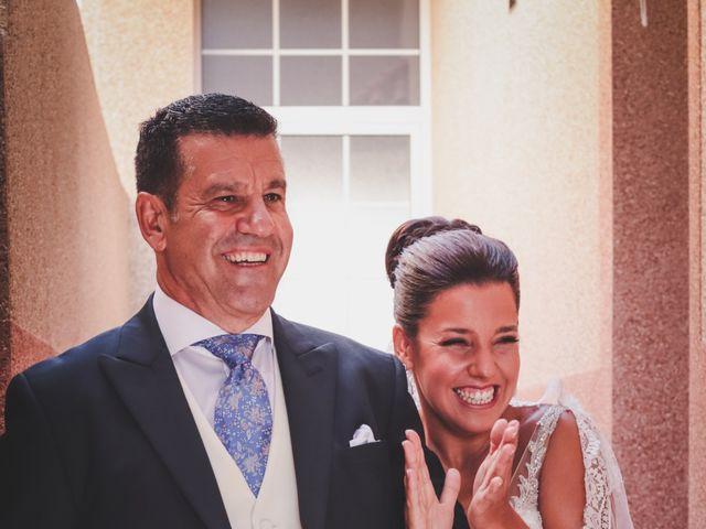 La boda de Jose y María en Algeciras, Cádiz 15