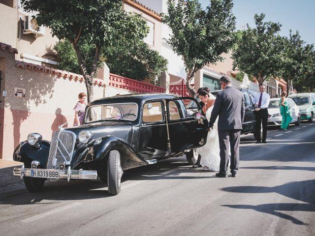 La boda de Jose y María en Algeciras, Cádiz 17