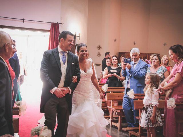 La boda de Jose y María en Algeciras, Cádiz 19