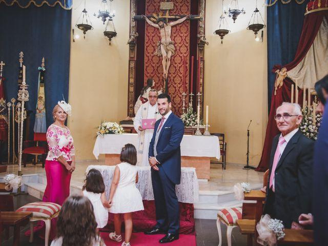 La boda de Jose y María en Algeciras, Cádiz 27