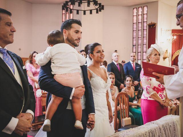 La boda de Jose y María en Algeciras, Cádiz 25