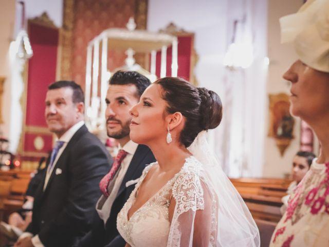 La boda de Jose y María en Algeciras, Cádiz 22