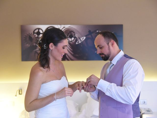 La boda de Josep Mª y Patricia en Premia De Dalt, Barcelona 4