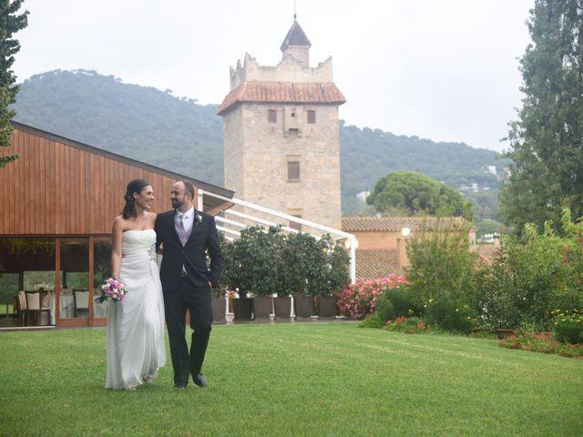 La boda de Josep Mª y Patricia en Premia De Dalt, Barcelona 8