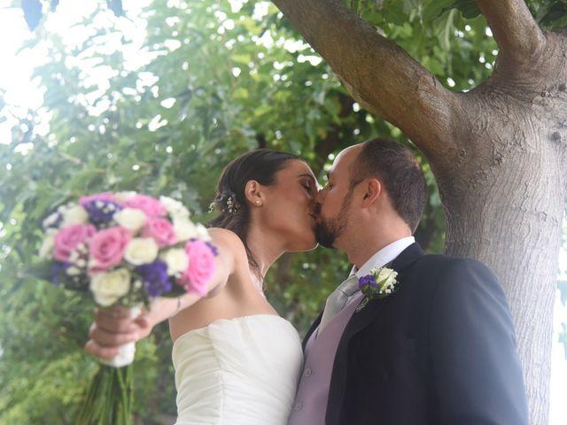 La boda de Josep Mª y Patricia en Premia De Dalt, Barcelona 1