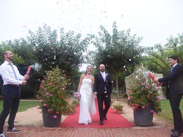 La boda de Josep Mª y Patricia en Premia De Dalt, Barcelona 14