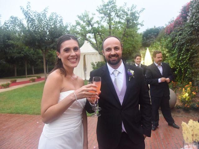 La boda de Josep Mª y Patricia en Premia De Dalt, Barcelona 15
