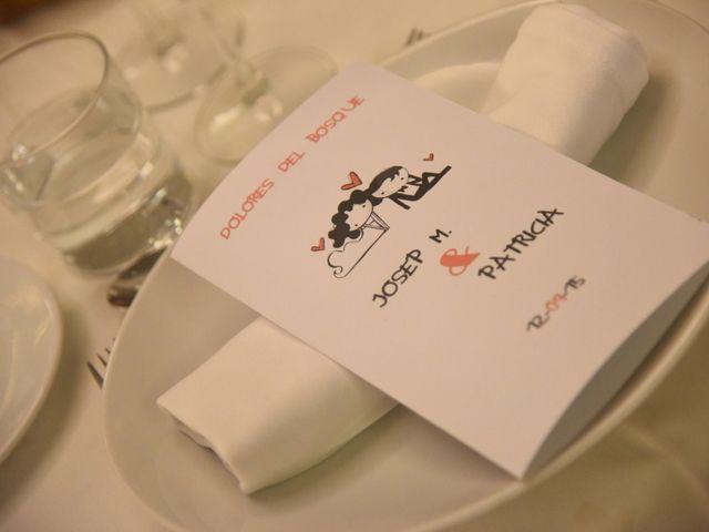 La boda de Josep Mª y Patricia en Premia De Dalt, Barcelona 19