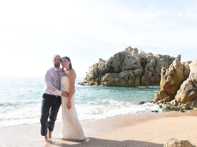 La boda de Josep Mª y Patricia en Premia De Dalt, Barcelona 30