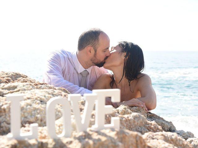 La boda de Josep Mª y Patricia en Premia De Dalt, Barcelona 31