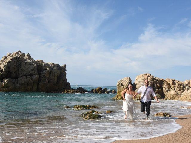 La boda de Josep Mª y Patricia en Premia De Dalt, Barcelona 32