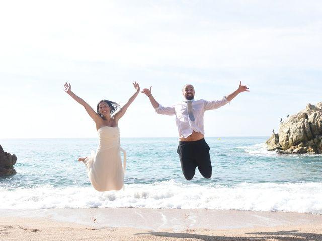 La boda de Josep Mª y Patricia en Premia De Dalt, Barcelona 2