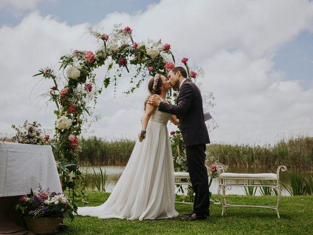 La boda de Mª Carmen y Stephan