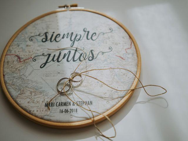 La boda de Stephan y Mª Carmen en Valencia, Valencia 1