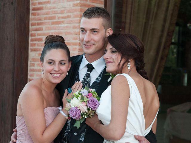 La boda de Carlos y Jessica en Calatayud, Zaragoza 2