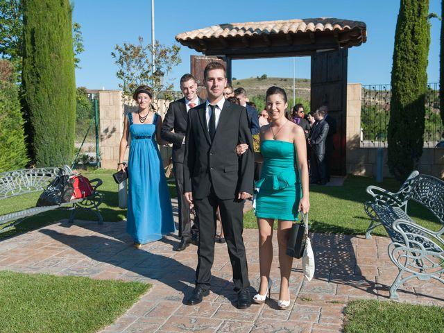 La boda de Carlos y Jessica en Calatayud, Zaragoza 5